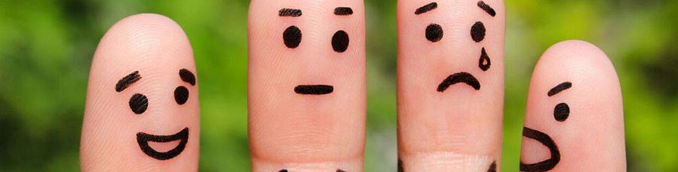 Emociones que no gustan: el miedo y la rabia
