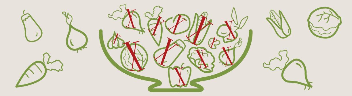 El trastorno de evitación o restricción de la ingesta de alimentos (TERIA)